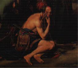 Lenape man