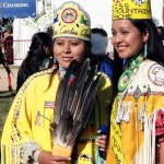 Apache young ladies