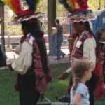 South American Native pepole