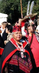 North west Coast Elder