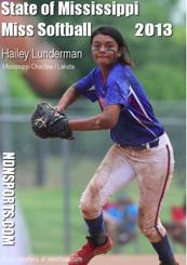 Softball Teen girl