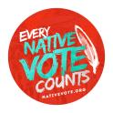 Native Vote button