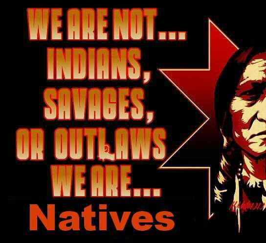 We are Natives