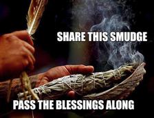 share smudge