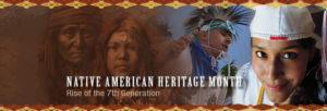 American Month Banner
