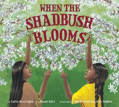 Book cover When the Shadbush Blooms